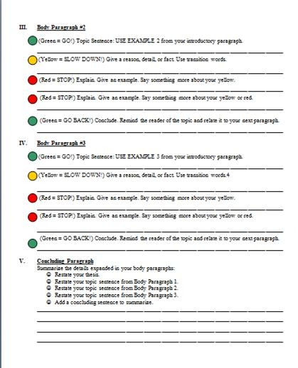 stoplight essay page 2